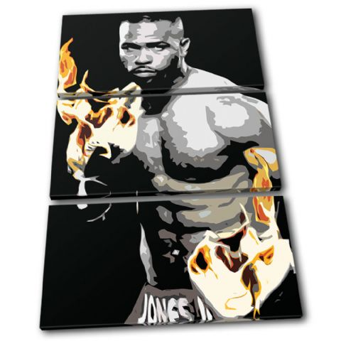 Boxing Roy Jones Jr Sports - 13-1956(00B)-TR32-PO